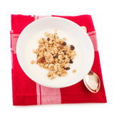 frukosten bantar Royaltyfri Bild