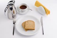 Frukosten bordlägger fotografering för bildbyråer