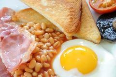 frukostengelska Royaltyfria Foton