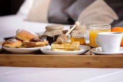 frukostera magasinet Royaltyfria Bilder