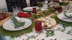 frukostera turken Royaltyfri Bild