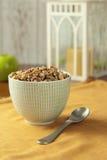 frukostgranola Royaltyfria Foton
