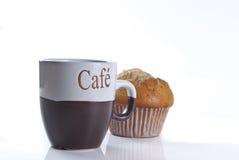 frukostkaffe Arkivfoto
