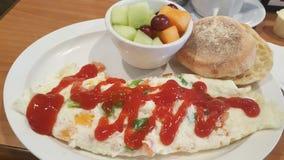 Frukostkonst Arkivbild