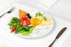 frukostlampa Royaltyfri Fotografi