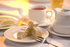 frukostlivstid fortfarande Arkivfoto