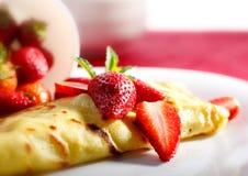 frukostmorgon Arkivbild