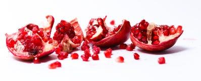 Frukostsädesslag och citrus royaltyfri foto
