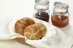 Frukosttabell Royaltyfria Foton