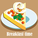 Frukosttid Royaltyfria Bilder