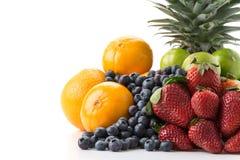 frukt är användbar till kroppen arkivfoton