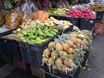 Frukt är buah Royaltyfri Bild