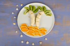Frukt- ö royaltyfria foton