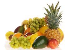 frukt alldeles Arkivfoto