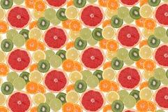 Frukt- blommasammansättning Royaltyfri Fotografi