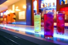Frukt cocktail Arkivbilder