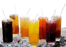 Frukt cocktail Arkivfoton