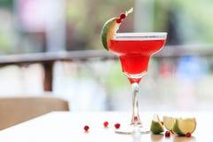 Frukt cocktail Royaltyfri Fotografi