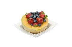 frukt för bärcantaloupeöken Arkivfoto