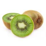 frukt isolerad kiwi Royaltyfria Bilder