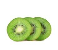 frukt isolerad kiwi Royaltyfri Foto