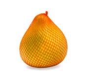 frukt isolerad mogen packepomelo Royaltyfri Bild