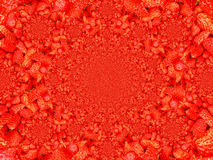 Frukt- kalejdoskop Fotografering för Bildbyråer