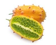 Frukt Kiwano arkivbild