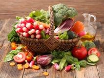 Frukt och grönsak royaltyfria foton