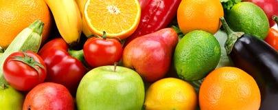 Frukt och grönsaker Arkivfoton