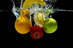 Frukt och grönsaker arkivbild