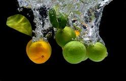 Frukt och grönsaker Fotografering för Bildbyråer