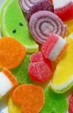 frukt- sötsaker Arkivbilder