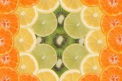 frukt- sammansättning Arkivfoto