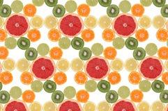 frukt- sammansättningsblomma Arkivfoton