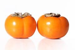 frukt sharon Arkivfoton