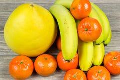 Frukt som en källa av vitaminer Arkivbild