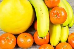 Frukt som en källa av vitaminer Royaltyfria Bilder