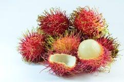 Frukt Thailand. Arkivbilder