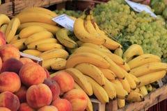 fruktaffär Royaltyfri Bild