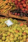 fruktaffär Royaltyfri Foto