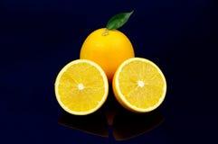 Fruktapelsin. Royaltyfria Foton