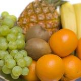 Fruktbakgrund royaltyfri bild