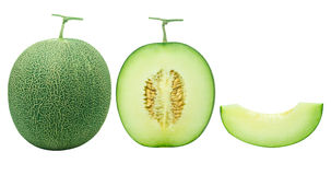 fruktbildmelon Royaltyfria Bilder