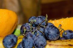 Fruktbunken fotografering för bildbyråer
