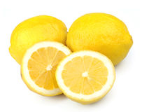 fruktcitron Arkivfoto