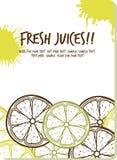 Fruktdesignbakgrund Royaltyfria Foton