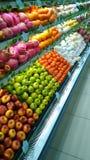 Frukter! royaltyfria bilder