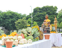 Frukter av det rituella offret Royaltyfria Foton