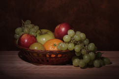 Frukter för alla säsonger Royaltyfri Fotografi